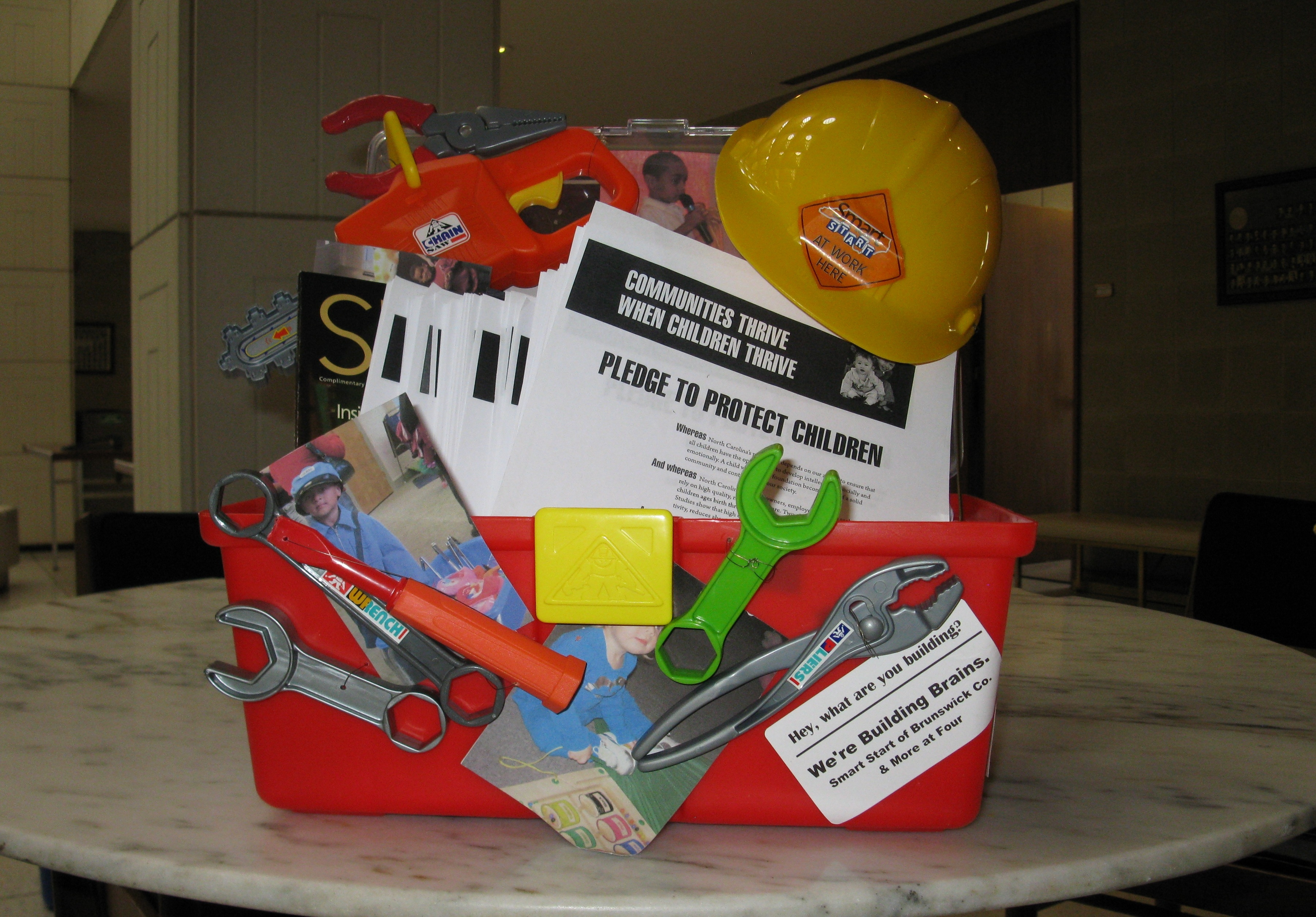 building tool box for kids